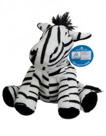 MiniFeet® Zootier Zebra Zora