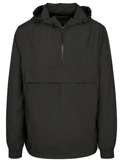 Basic Pull Over Jacket